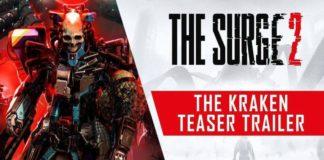 Teaser traler de The Surge 2: The Kraken
