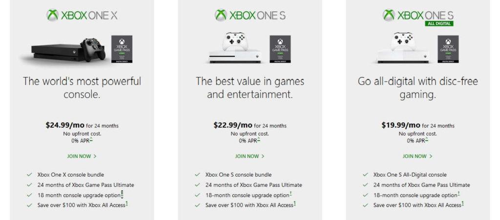 Xbox All Access se potenciará de cara a Xbox Series X