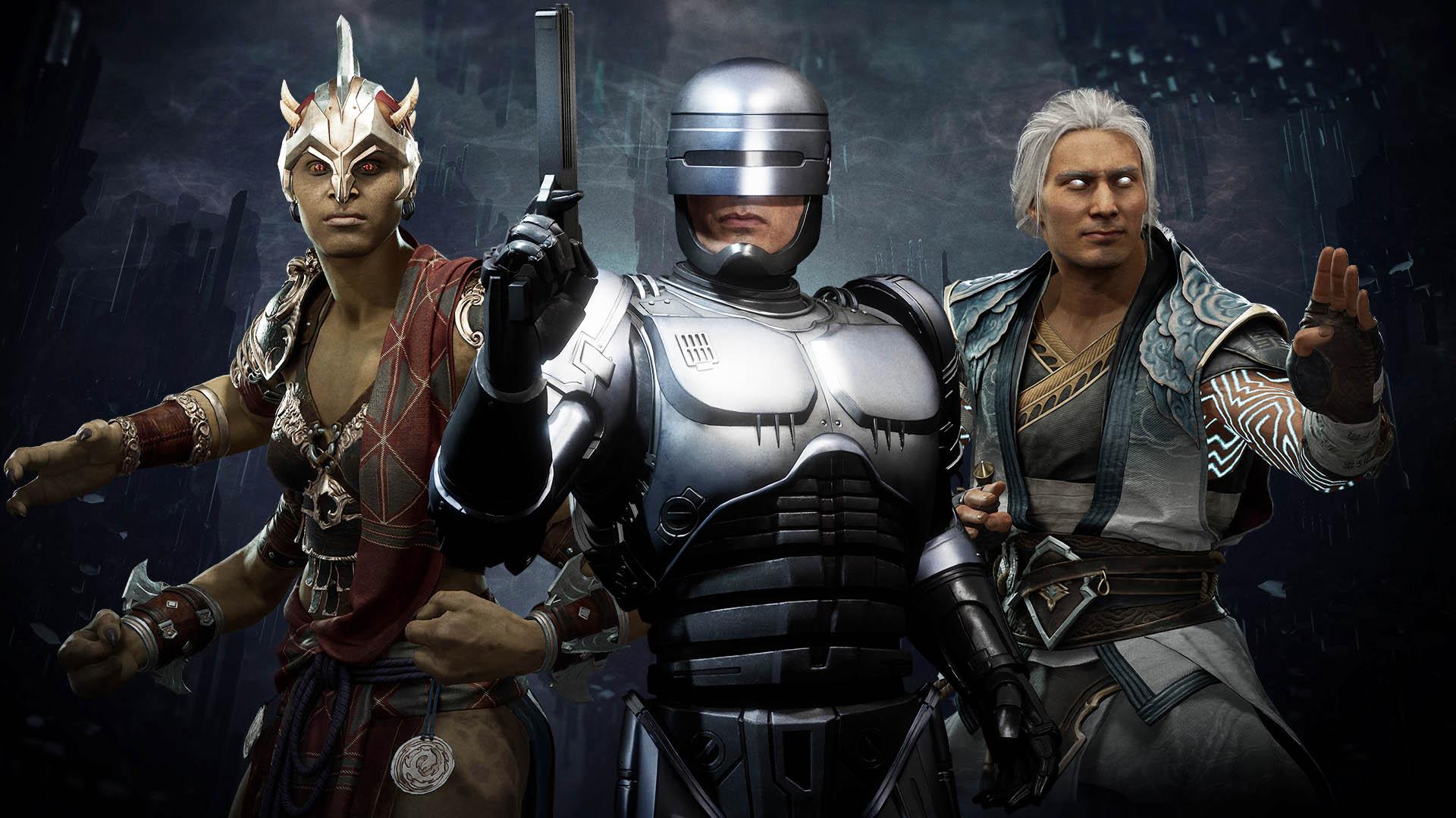 """Mortal Kombat 11 presenta la expansión """"Aftermath"""""""