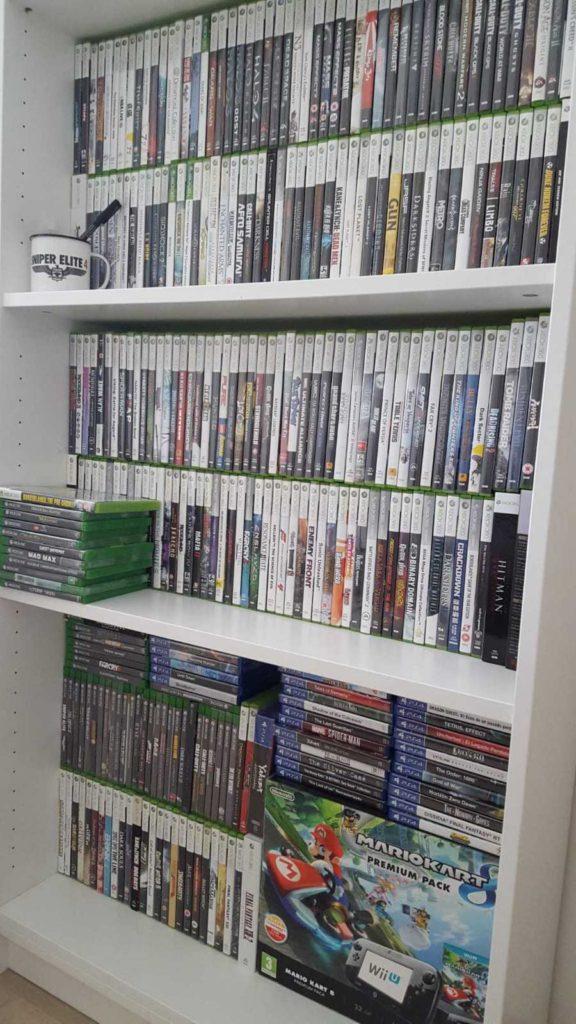manías en los videojuegos