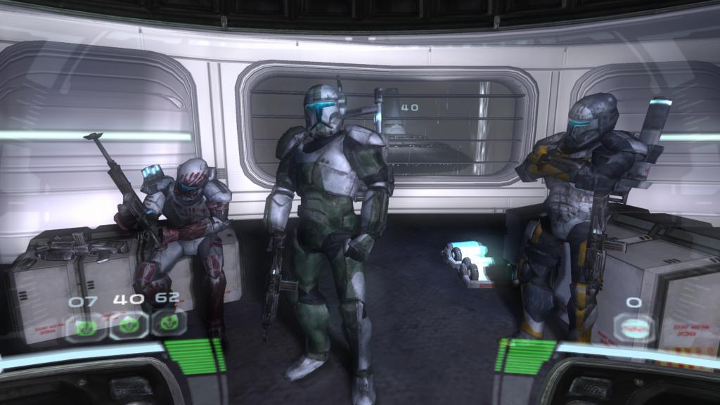 Resultado de imagen de star wars republic commando