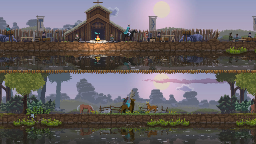 Kingdom Two Crowns Steam Key for PC and Mac - Buy now