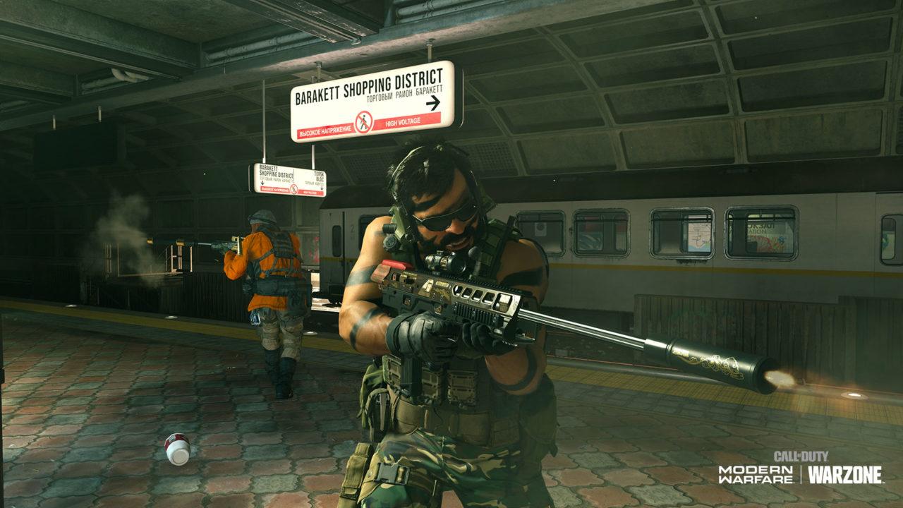 Warzone expulsó a más de 20.000 usuarios — Call of Duty