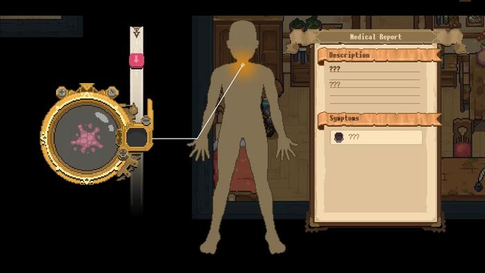 Potion Permit diagnostico