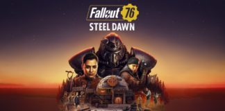 Fallout 76 Steel Dawn portada