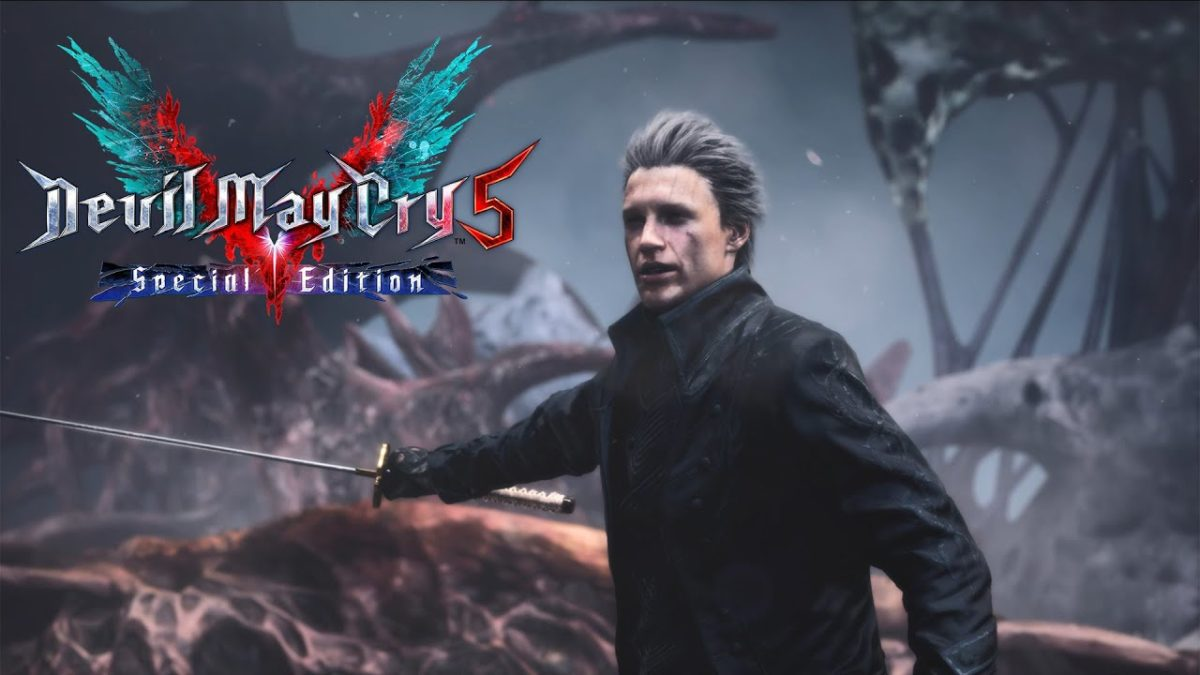 Devil May Cry 5 Especial Edition