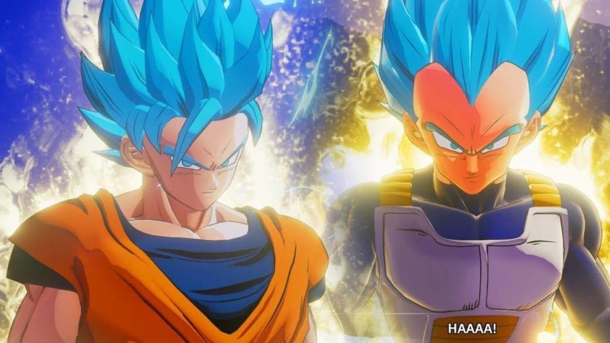 Mañana se estrena el nuevo DLC de Dragon Ball Z: Kakarot