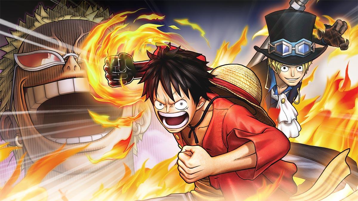 Primeras imágenes de Okiku en One Piece: Pirate Warriors 4
