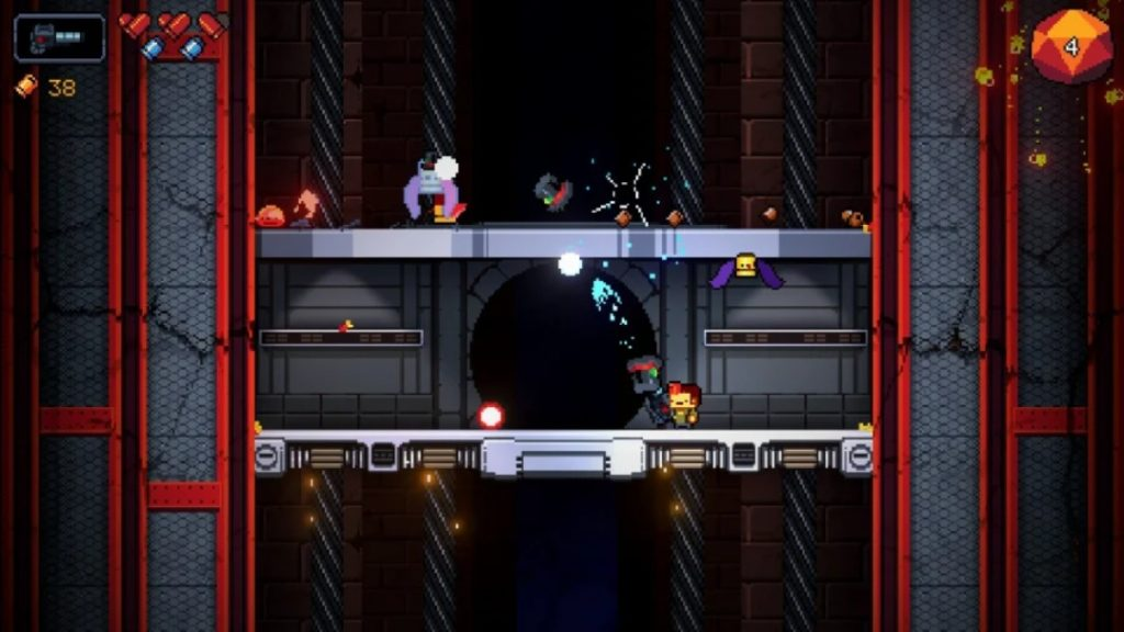 Exit the Gungeon nivel 1