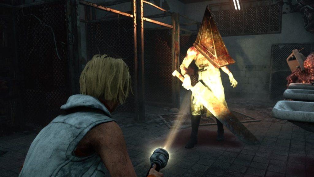 Silent Hill piramid head
