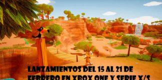 Lanzamientos del 15 al 21 en Xbox