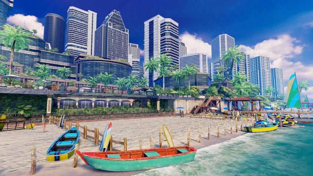 Island Paradise Tekken 7