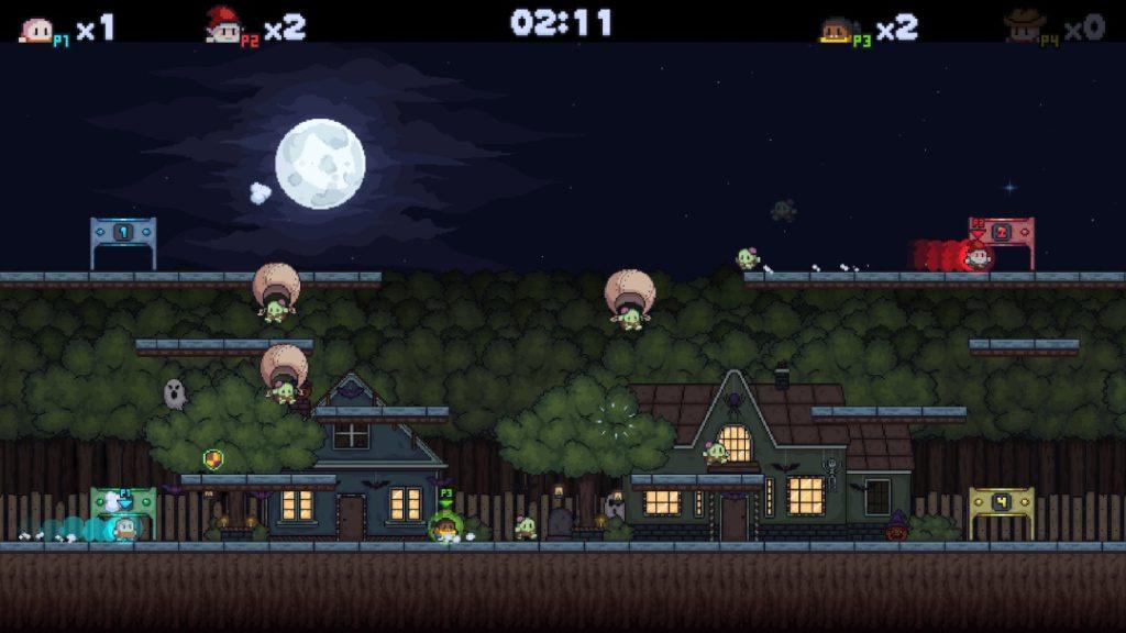 Spooky Chase multijugador