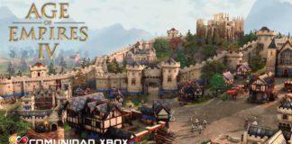 Age of Empires IV Portada CX