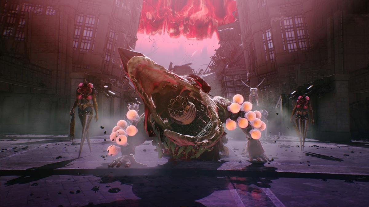 Scarlet Nexus enemies