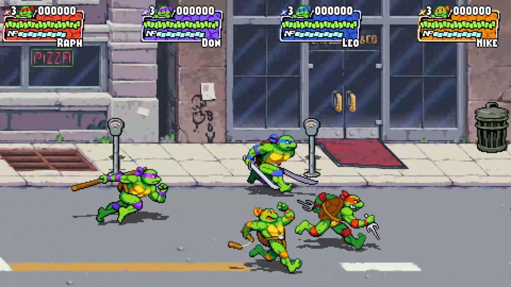 TMNT: Shredder revenge