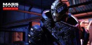 Mass Effect portada