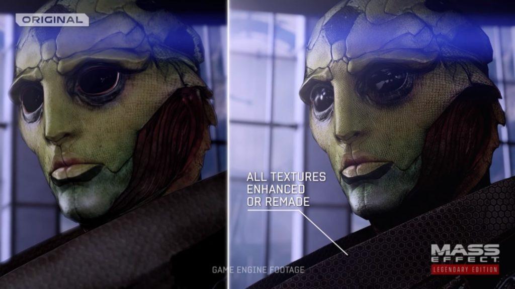 Mass Effect texturas