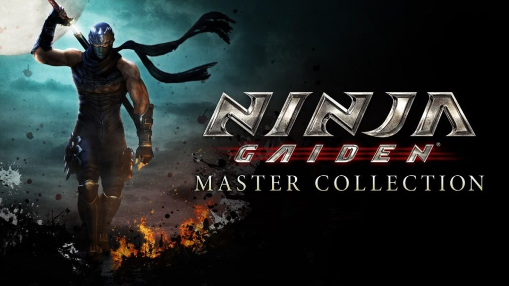 Ninja Gaiden Master Collection portada