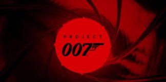 Poject 007 portada