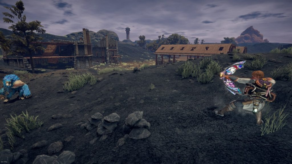 Outward gameplay