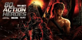 Rambo CoD portada
