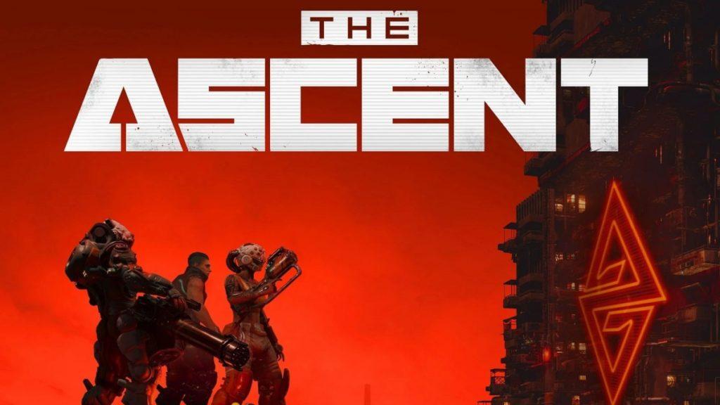 The Ascent portada