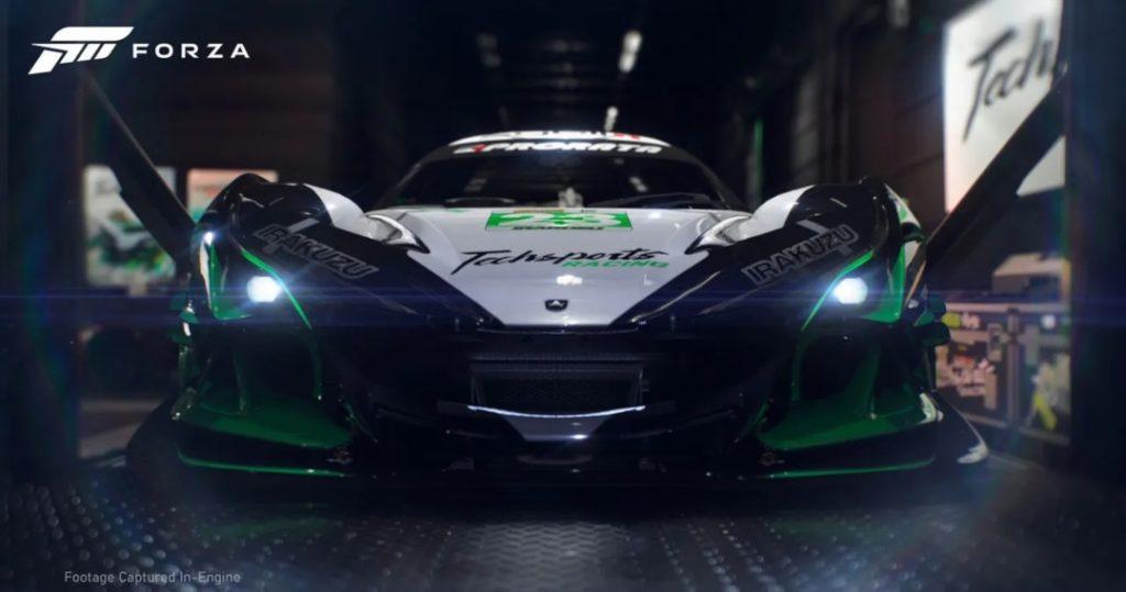 Forza Motorsport coche