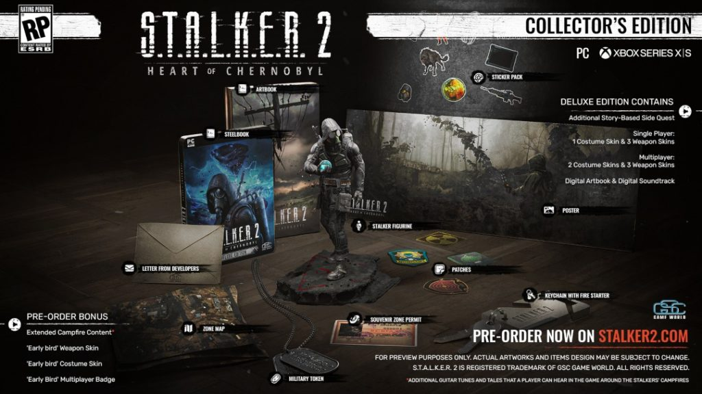 Stalker 2 Coleccionista