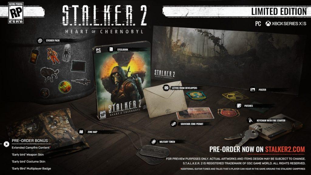 Stalker 2 Limited Edition