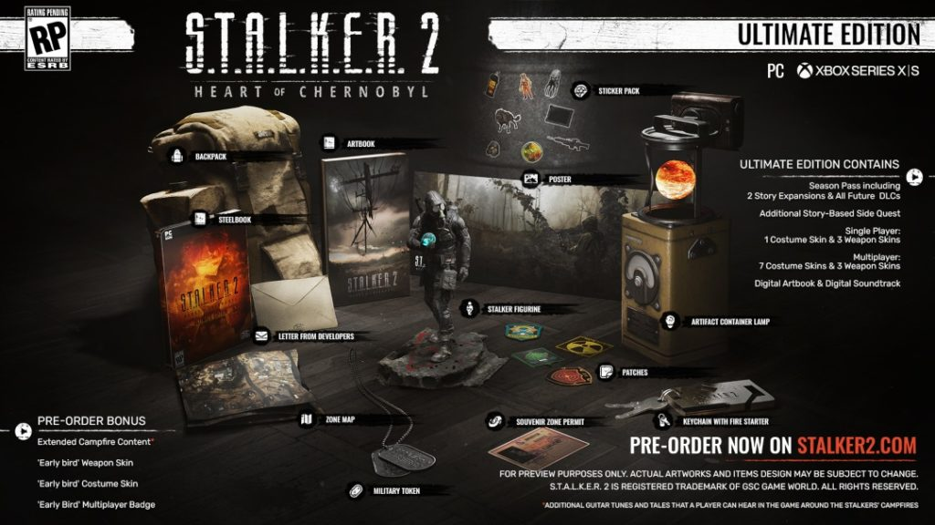 Stalker 2 Ultimate Edition