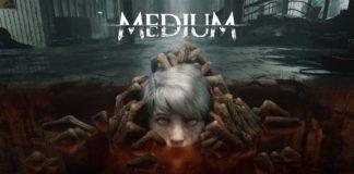 The Medium edición física portada