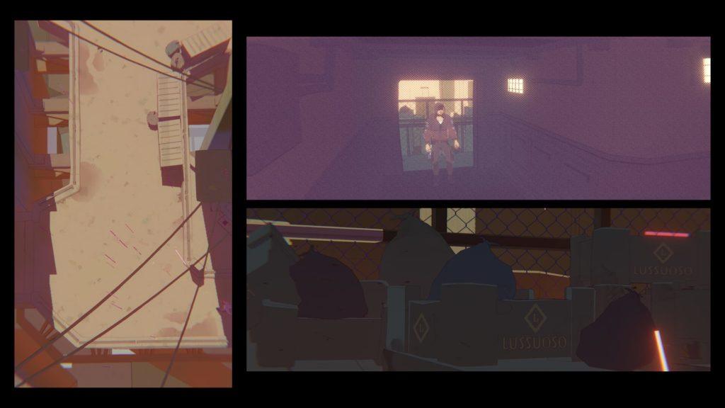 Análisis de Foreclosed - Un cómic jugable en un mundo cyberpunk