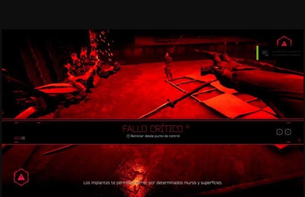 Ghostrunner muerte