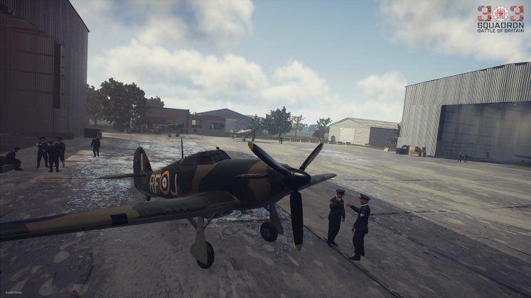 303 squadron Battle Of Britain
