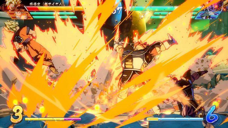 Capitán Ginyu Dragon Ball Fighter Z