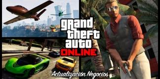 Actualización Negocios GTA Online