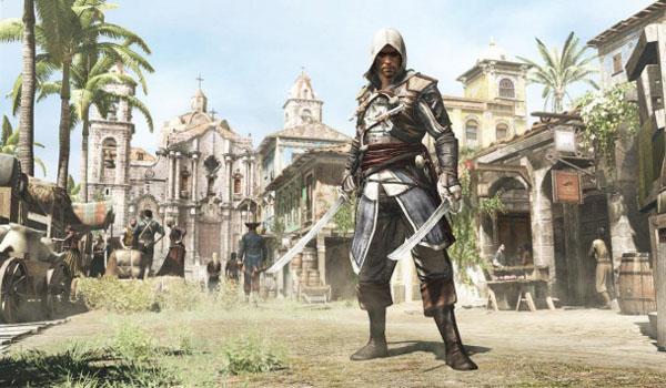 Nuevo parche para Assassin's Creed IV: Black Flag
