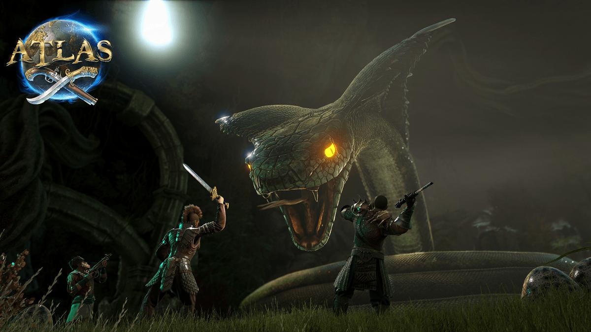 Atlas Aterrizara En Xbox One A Traves Del Xbox Game Preview