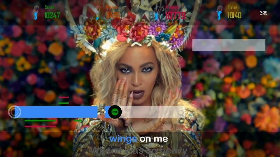 ColdplayBeyonce We Sing Pop