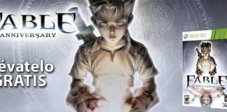 Sorteo Fable Anniversary - Xbox 360