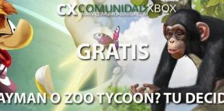 Concurso Rayman - Zoo Tycoon
