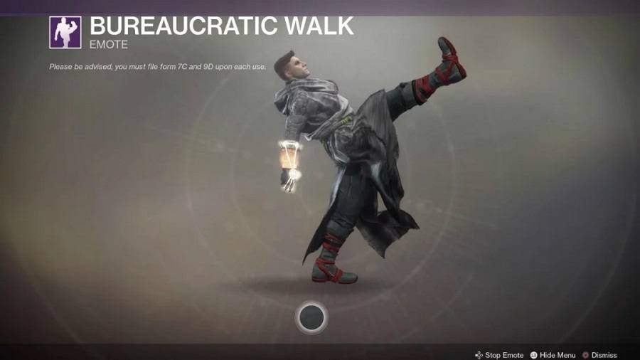 Destiny 2 glitch