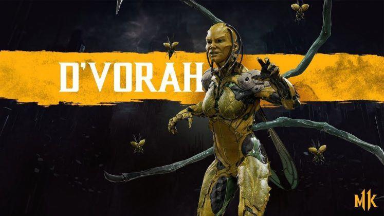 Mortal Kombat 11 D'vorah Comunidad Xbox