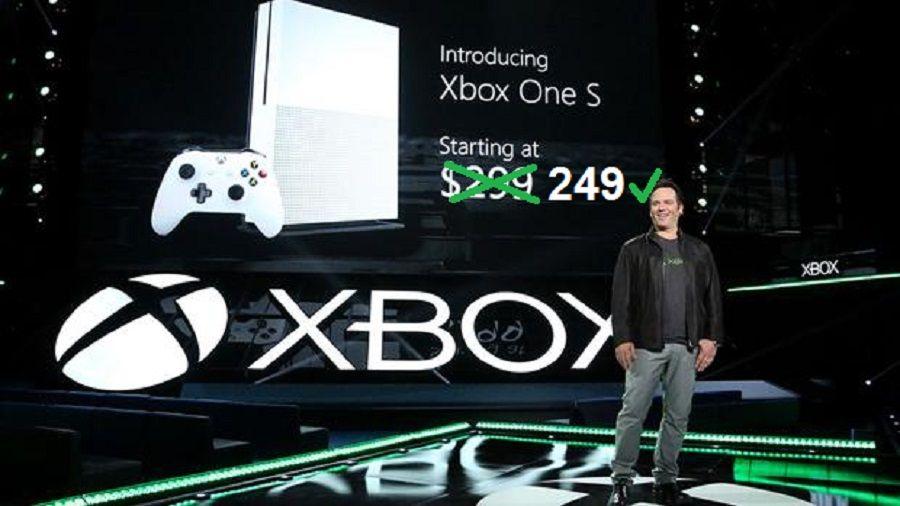 xbox one slim oferta