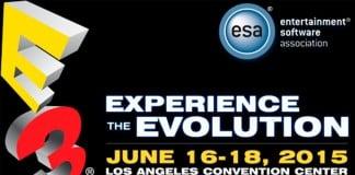 Logo del E3 2015