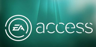 Logotipo de EA Access