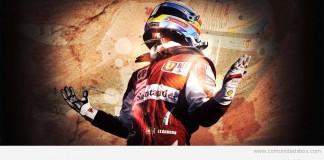 F1 2012 - Fernando Alonso