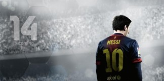 FIFA 14 y F.C. Barcelona