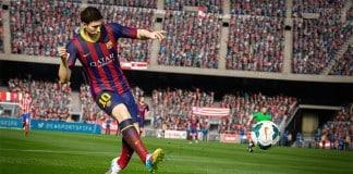 Actualización FIFA 15